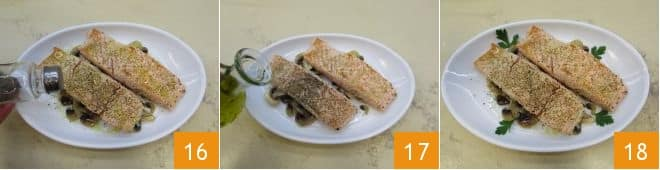 16174 filetto di salmone croccante strip 16 18