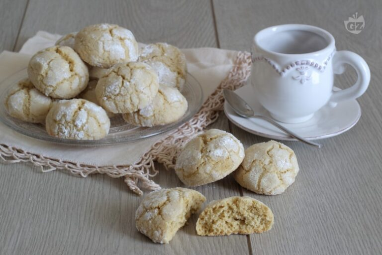 Galletas De Café Suaves